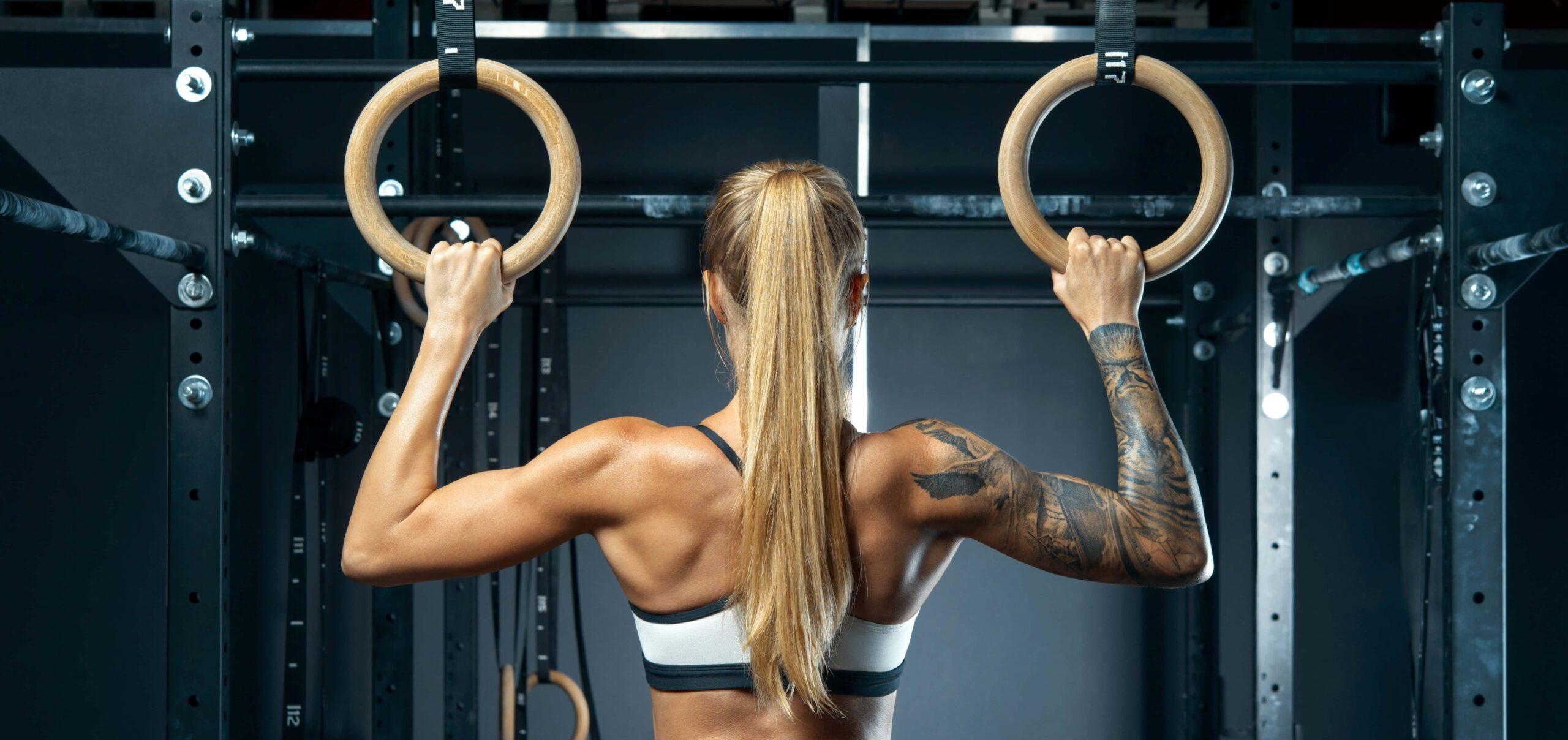 ipertrofia muscolare ed esercizi per la massa muscolare in palestra