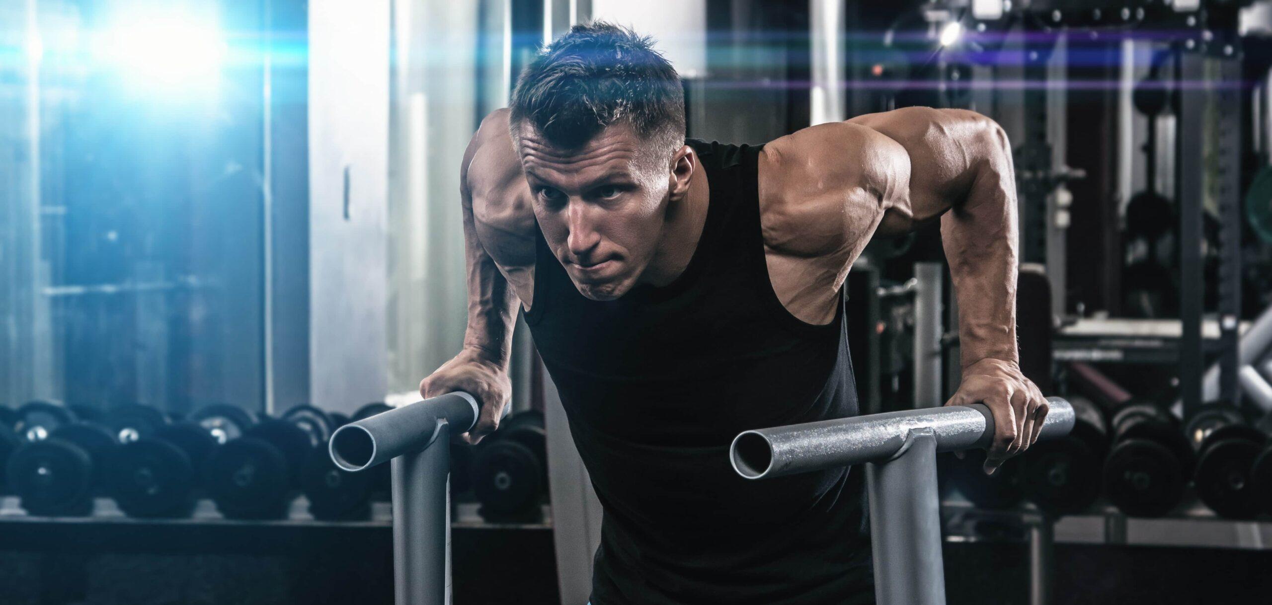 scheda di allenamento per l'ipertrofia e la massa muscolare