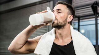 proteine a lento rilascio per la palestra e il bodybuilding