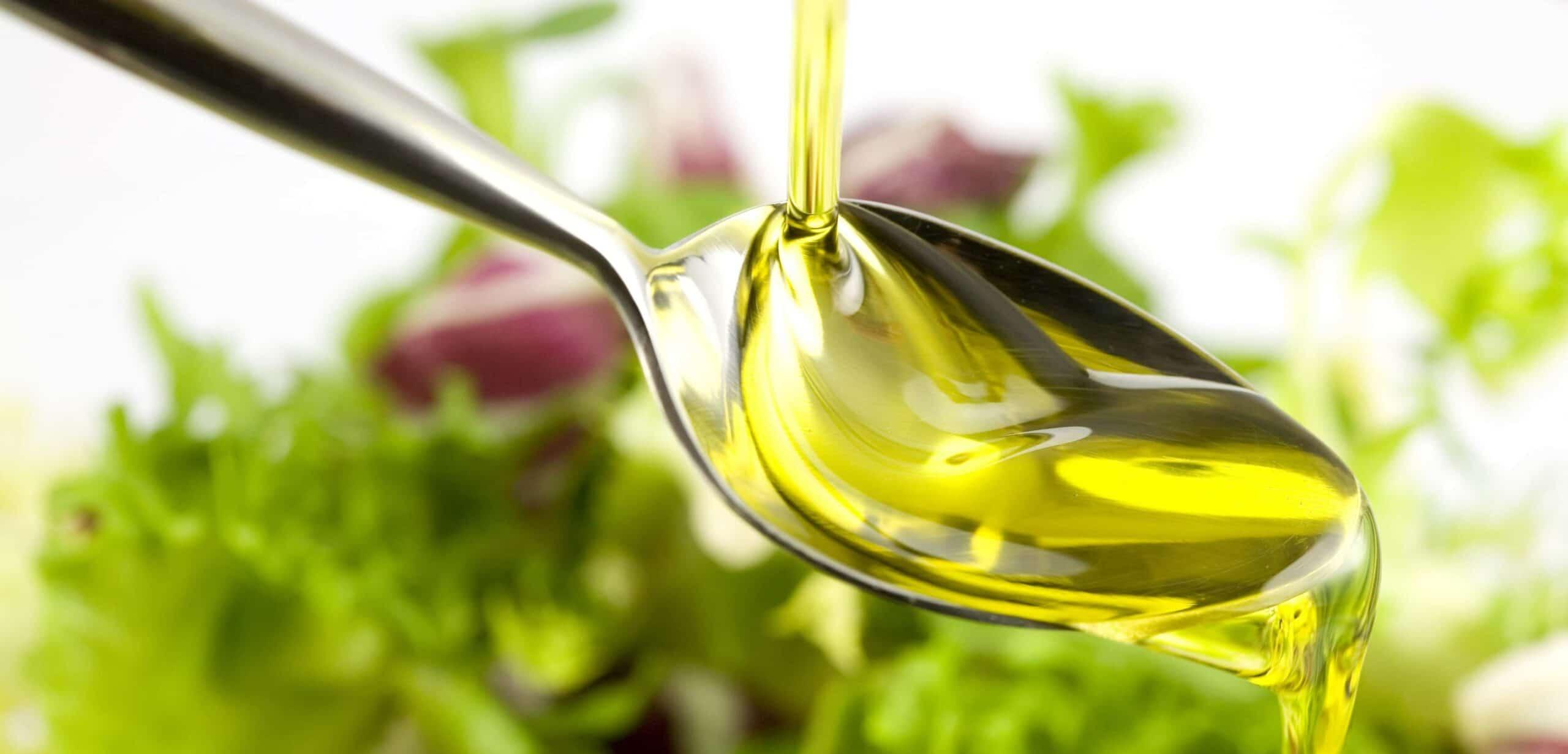 grassi vegetali e olio nella dieta