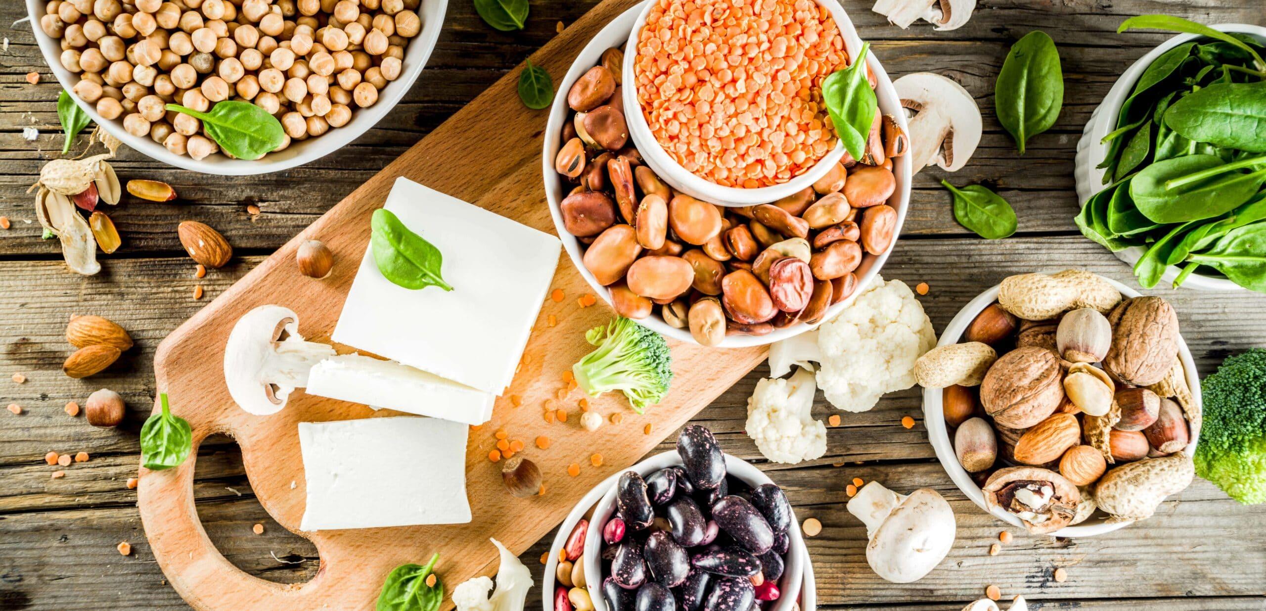 proteine magre e cibi proteici con pochi grassi nella dieta