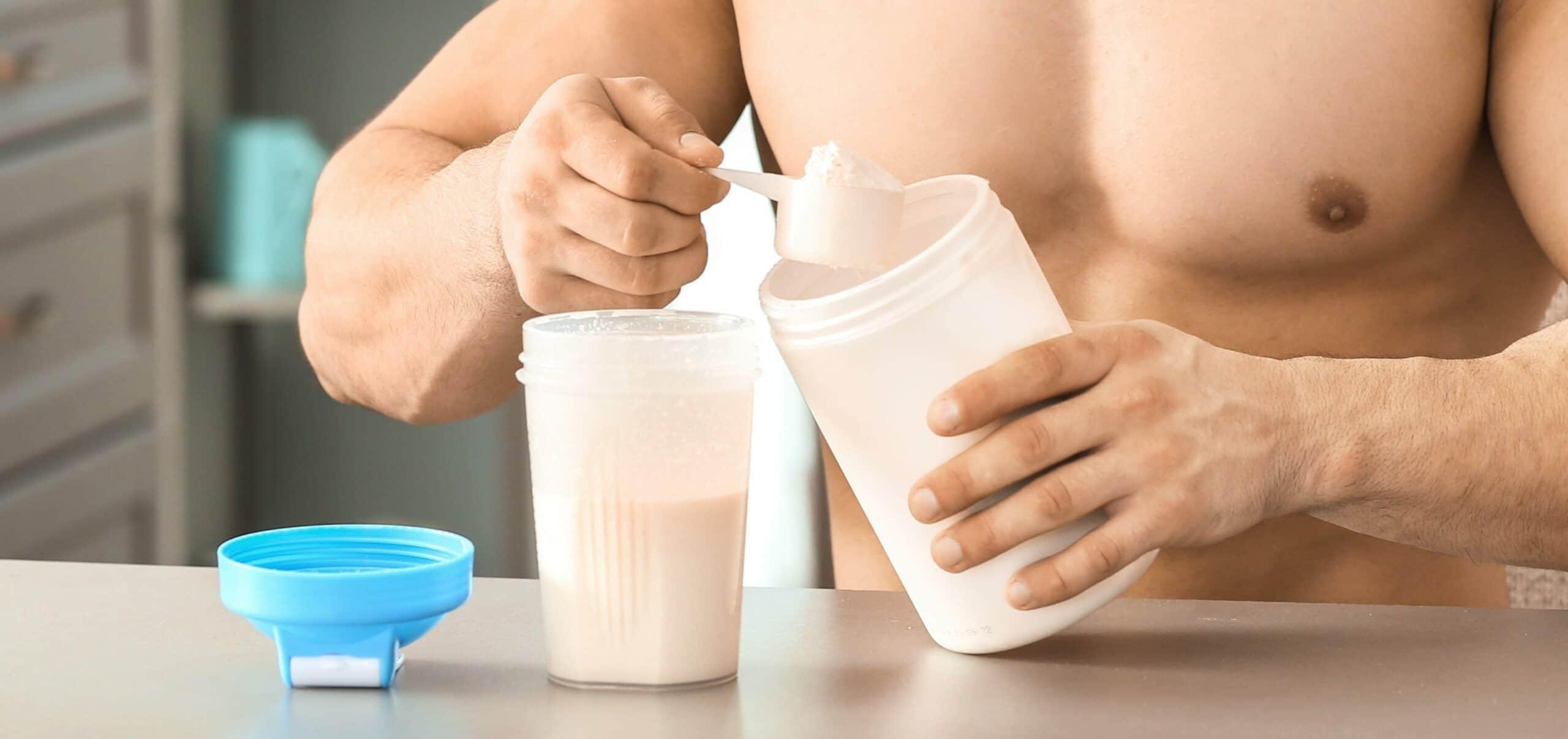 proteine e aminoacidi per la palestra e il bodybuilding