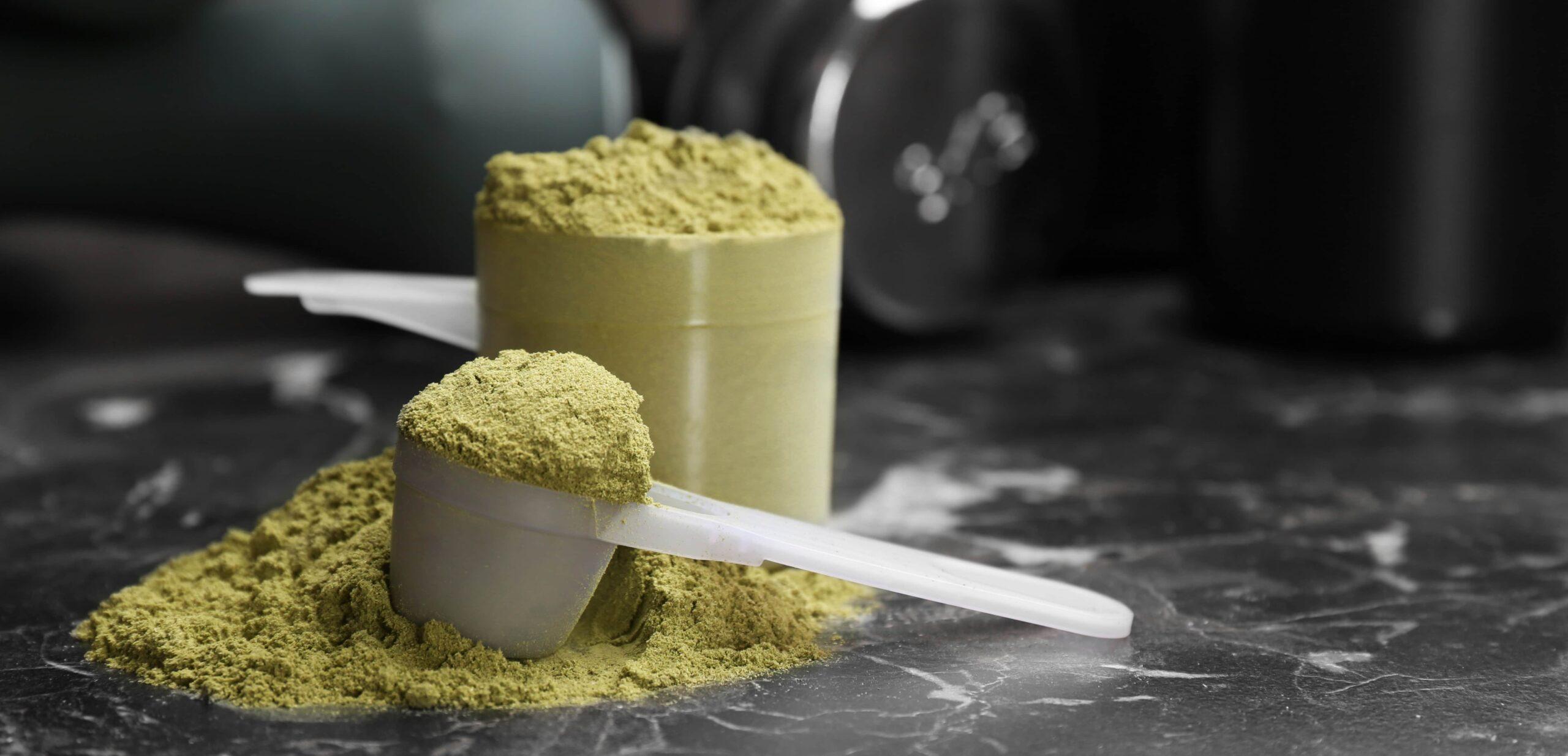 proteine vegane per la palestra e il bodybuilding