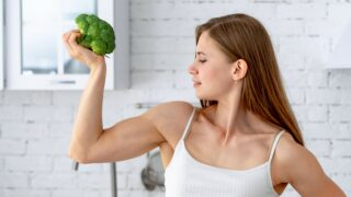 proteine vegane per la palestra