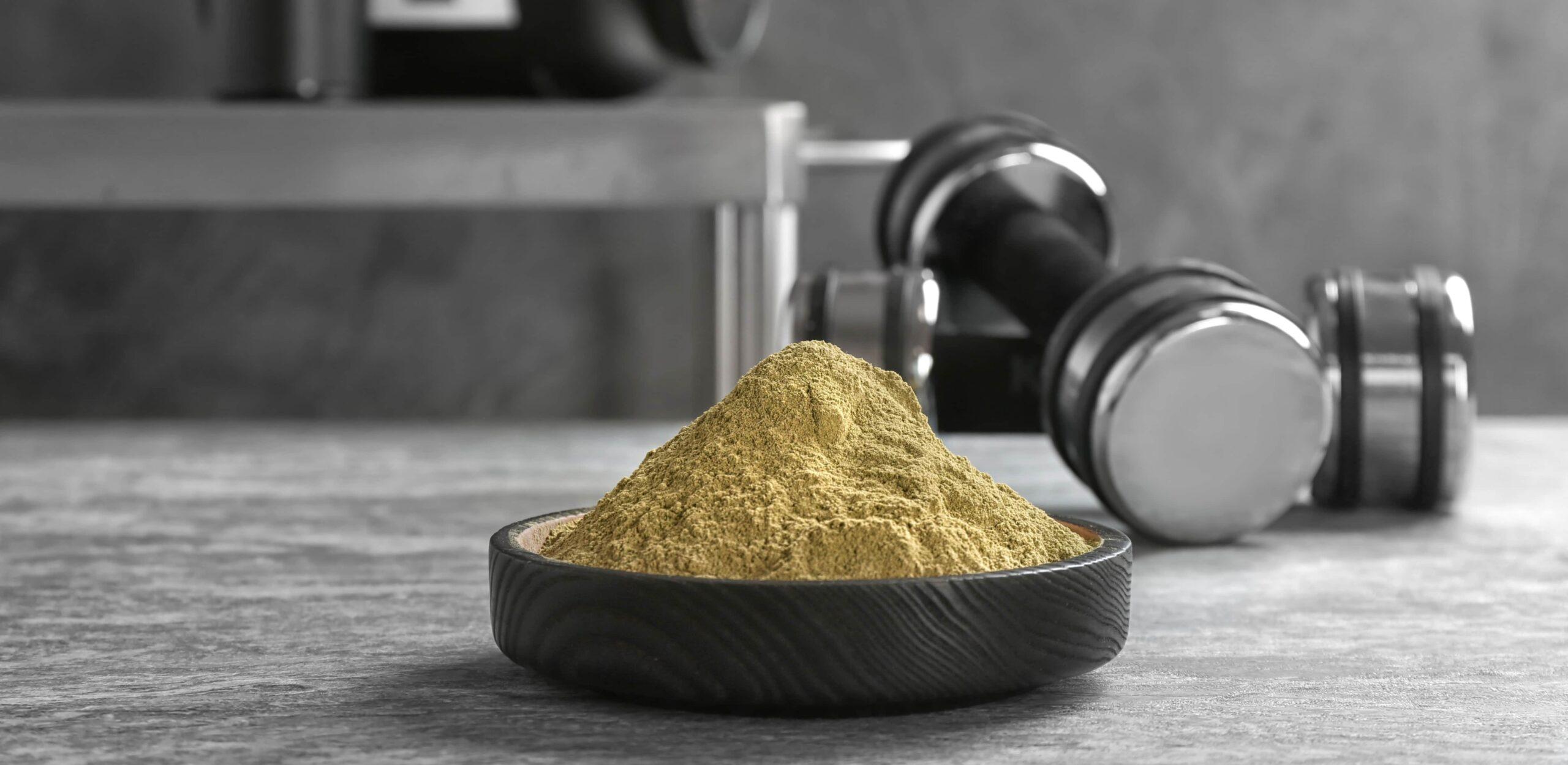 proteine vegetali per la palestra