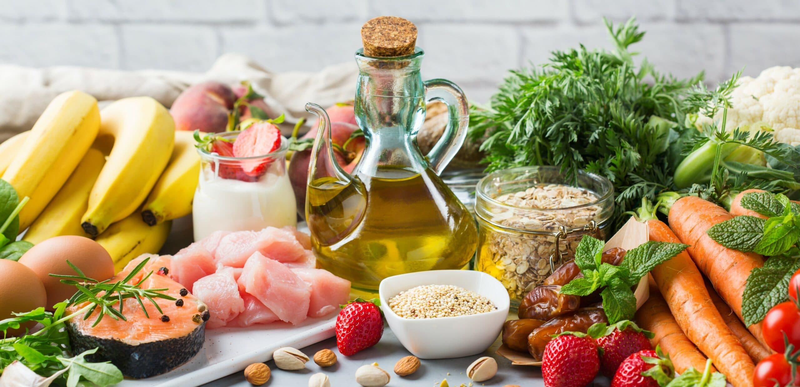 dieta e cibi per asciugare il fisico