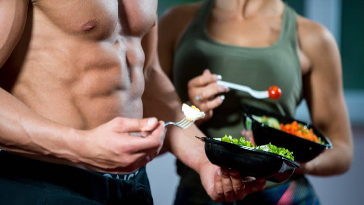 dieta per asciugare il fisico con la palestra