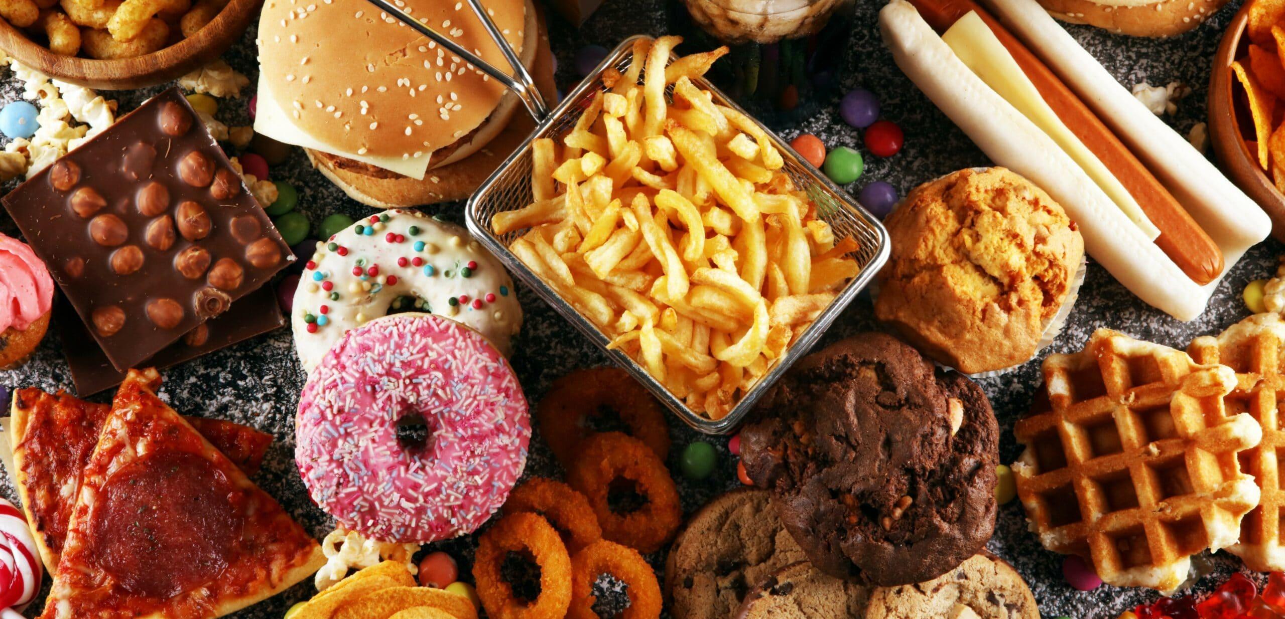 dieta e cibi da evitare per asciugare il fisico