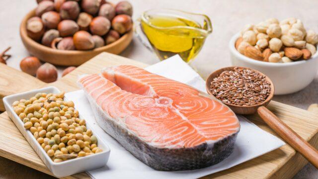 grassi essenziali quali sono nella dieta