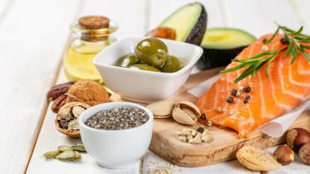 grassi polinsaturi alimenti nella dieta