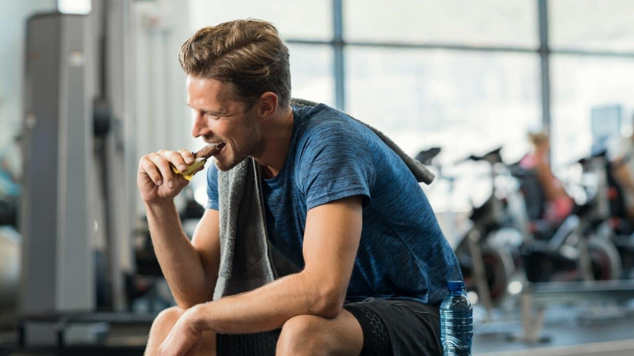 carboidrati dopo allenamento per la palestra