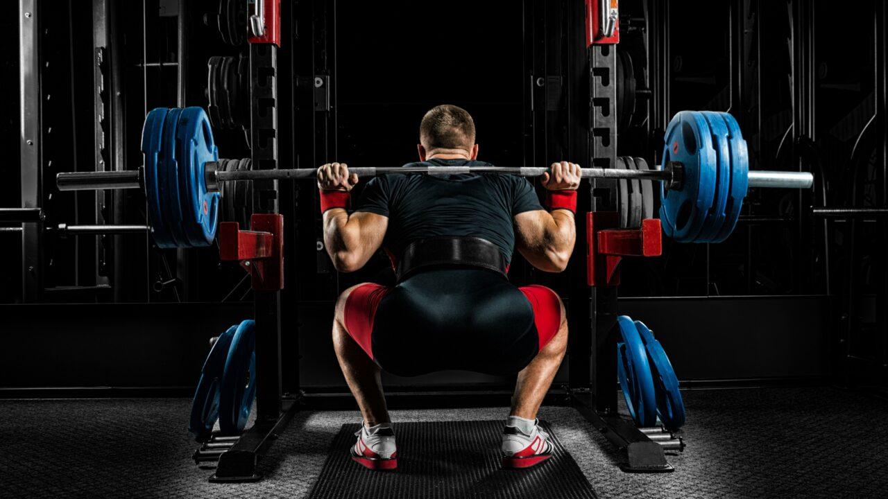 squat preparazione fisica