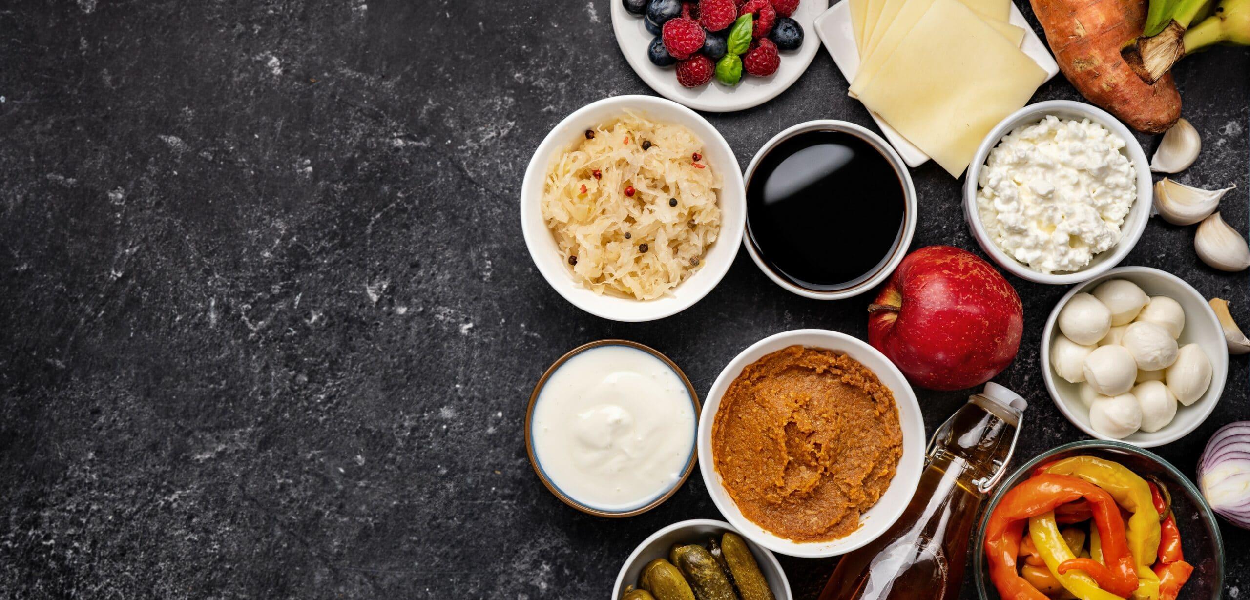 alimenti probiotici a cosa servono