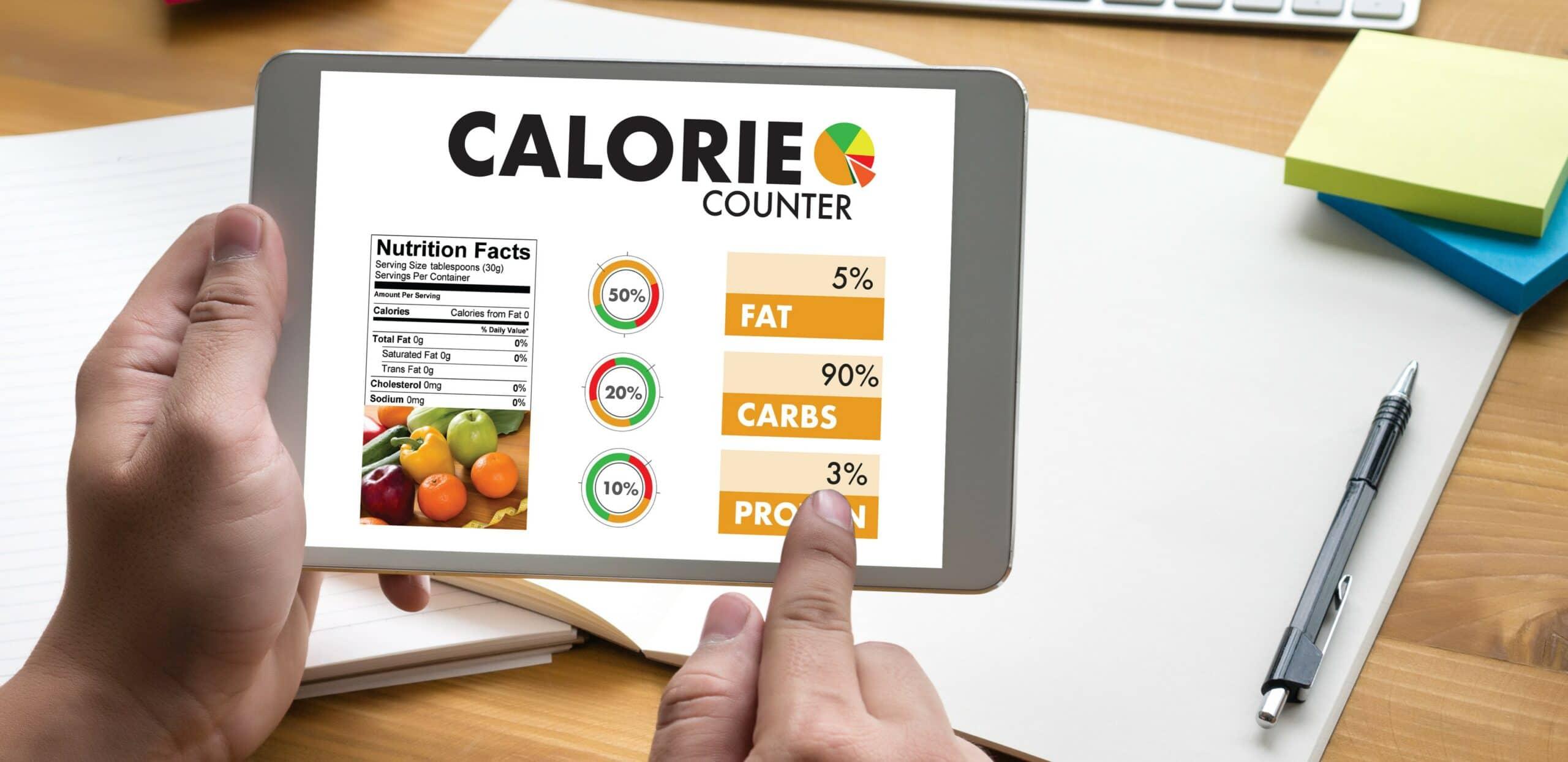 deficit calorico per dimagrire